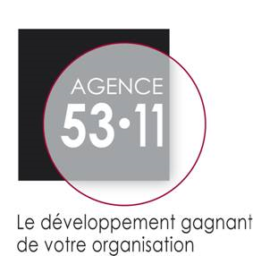 Logo Agence 53x11