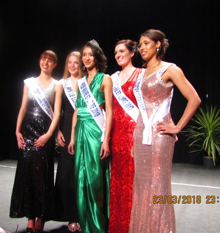 Miss Maine-et-Loire 2018